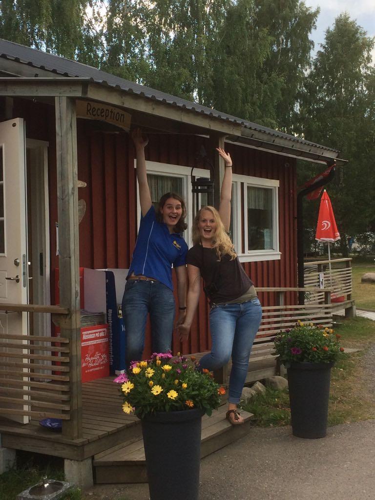 Vakantiewerk Zweden